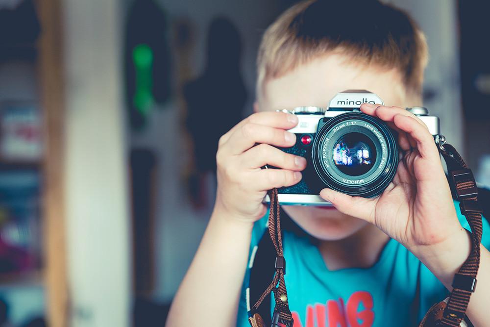 Aprender fotografía lleva su tiempo