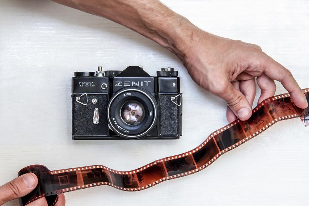 Foto digital y foto química son dos mundos