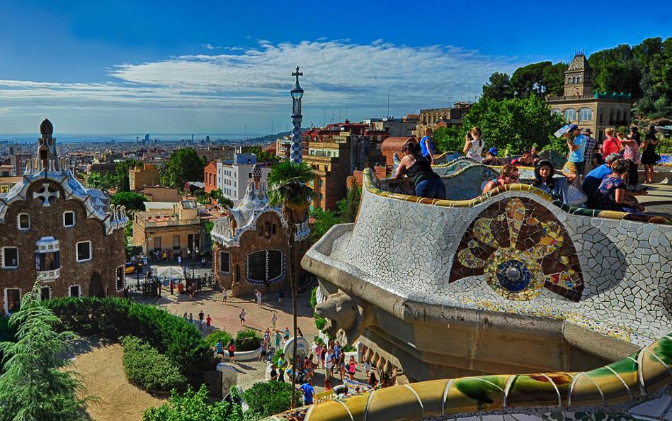 Foto Tour Gaudi