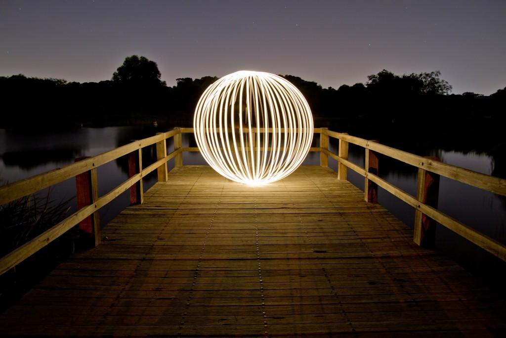 3# Lightpainting