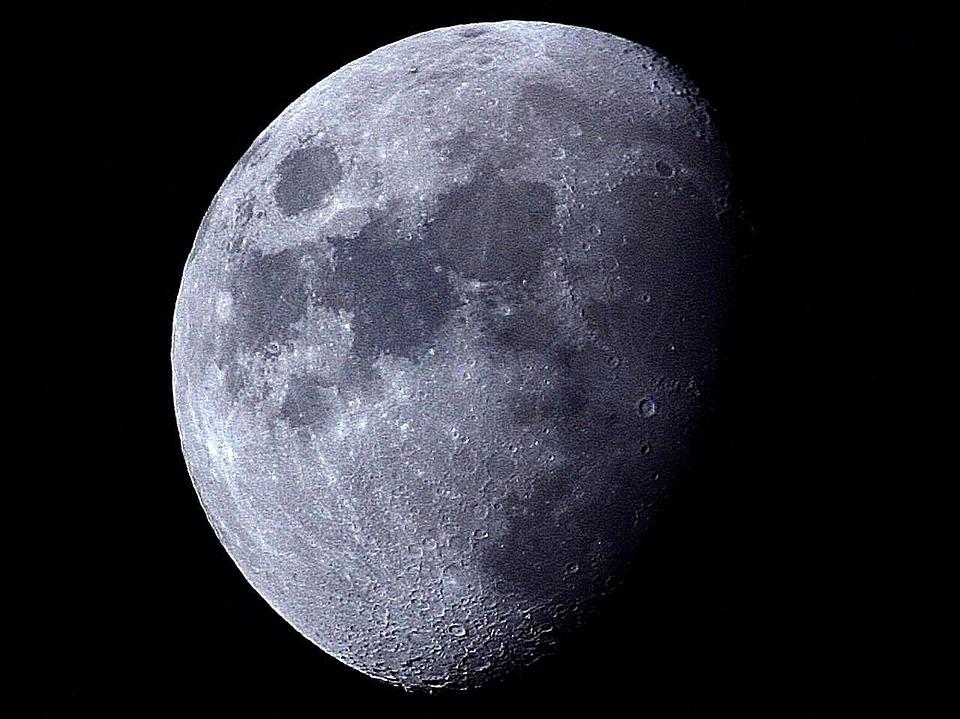 2# Fotografías de la Luna