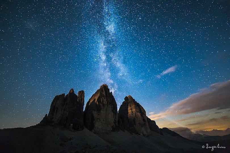 ¿Te gustaría ser capaz de fotografiar la Vía Láctea?