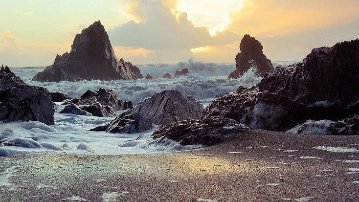 Cuidado con las mareas